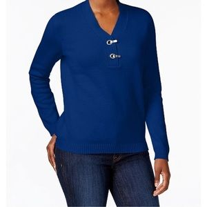 🆕 NWT KAREN SCOTT SWEATER